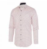 Blue Industry 1267.92 shirt white wit
