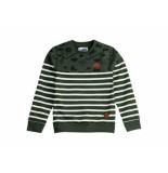 Skurk Sweater souris leger groen