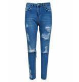 Goldie Estelle Jeans blauw denim