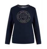 HV Polo Sweatshirt 0401103149 toto blauw