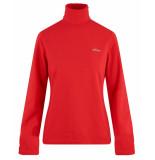 HV Polo T-shirt 0403103174 rieneke rood