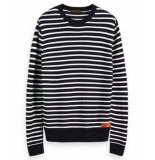 Scotch & Soda Pullover 152344 wit