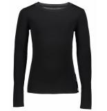 Geisha Pullover 94520k-10 zwart
