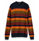 Scotch & Soda Pullover 152367 wit