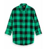 Scotch & Soda T-shirt 155851 wit