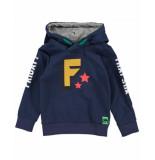 Funky XS Sweatshirt bss2 f sweat blauw