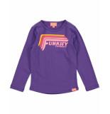 Funky XS Shirt gl funkify tee paars