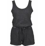 Urban Classics Tb1923 cold dye short jump black zwart