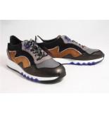 Floris van Bommel 16092/10 sneakers zwart