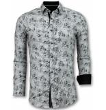 Gentile Bellini Casual overhemden heren wit