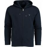Gant Original full zip hoodie 2046011/433