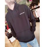 AH6 Ah6 dream big hoodie - zwart