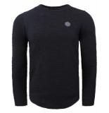 Gabbiano T-shirt 7476 zwart