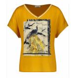 Gerry Weber T-shirt 270224-35024 geel