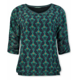 Lizzy & Coco Top salmo groen