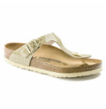 Birkenstock Slippers sandalen 043548 goud