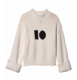 10 Days Sweaters 130283 ecru