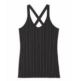 10 Days T-shirts lange mouw 130287 zwart