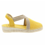 Toni Pons Verdi sandalen geel