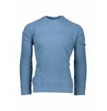Woolrich Wofel1173 ut1464 sweater blauw