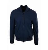 Woolrich Wocps2827 ut1046 jas blauw