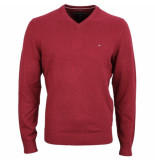 Tommy Hilfiger Mw0mw07858 665 pullover rood