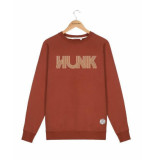 French Disorder Clyde hunk chili sweater rood