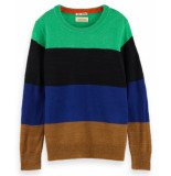 Scotch Shrunk Pullover 151525 bruin