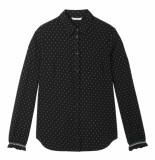 Sandwich 22001729 80041 blouse woven long sleeves