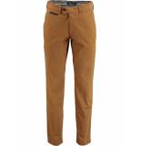 Gardeur Flatfront modern fit benny-3 412861/53 bruin