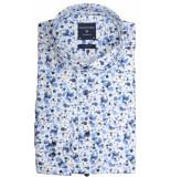 Profuomo Ppqh3a1066 business overhemden met lange mouwen 100% katoen