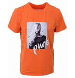 Hound T-shirt 7190863 oranje