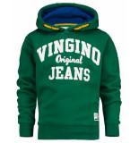 Vingino Sweatshirt nickay groen