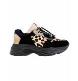 Bronx Sneakers baisley 66167-cn-3023 zwart