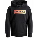 Jack & Jones Sweatshirt 12155432 jortown zwart