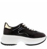 Hogan Sneakers maxi active hxw4350 zwart