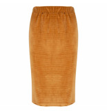 LOFTY MANNER Skirt zandra golden brown geel