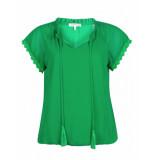 Tramontana T-shirts tops 128964 groen