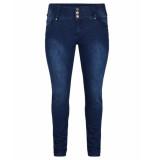 Adia + Pantalon 793-157 jeans rome