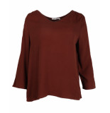 Circle of Trust Blouse w19-5 izzy bruin