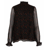Circle of Trust Blouse w19-63 miro zwart