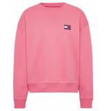 Tommy Hilfiger Sweatshirt dw0dw06814xav roze
