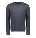 Only & Sons Onstyler 12 m crew neck knit noos 22014162 blue nights blauw