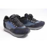 DL Sport 4056 sneakers blauw