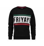 Vingino Sweater nalya zwart