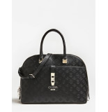 Guess Pc dome handtas - zwart