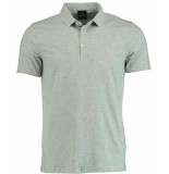Armani Exchange Modern fit polo 8nzf70.z8m9z/3929 grijs