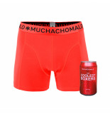 Muchachomalo Boys 1-pack short rood