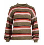 Y.A.S Pullover 26014746 yasblaine khaki