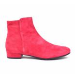 Di Lauro Korte laarzen rood